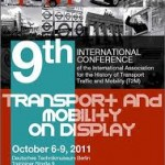 International conference on the history of transport, traffic and mobility
