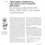 De geschiedenis van de Amsterdamse rijwielfabriek De Hinde