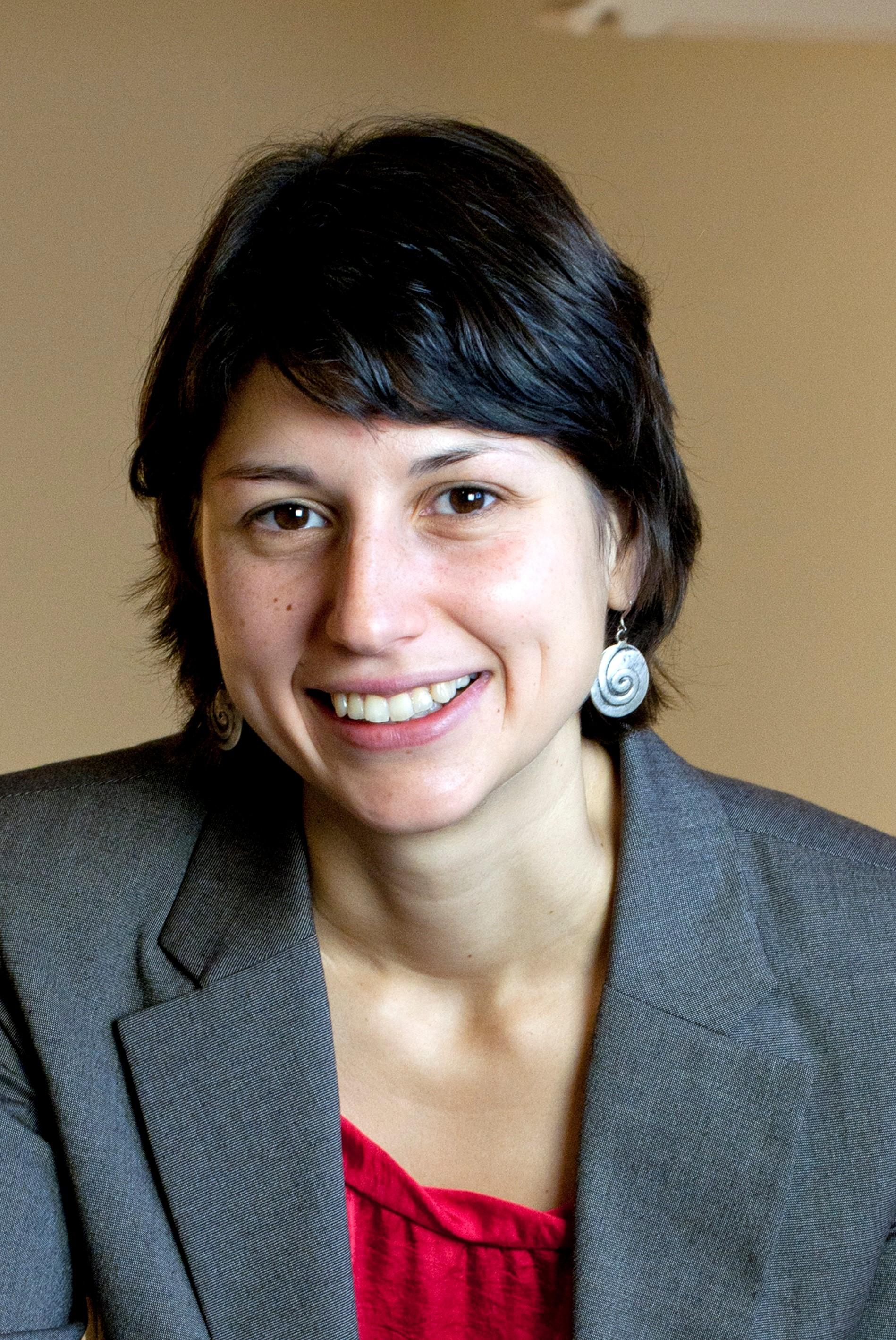 Aneta Spendzharova