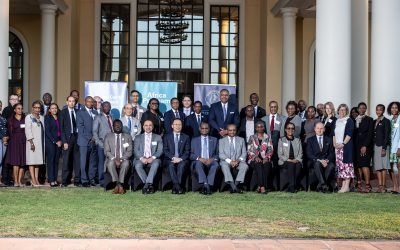 Adam Dixon participates in policy dialogue on African sovereign funds