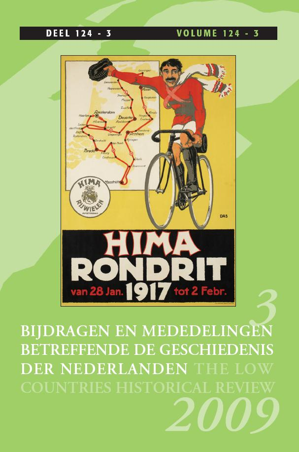 Article on Dutch bicycle historiography published
