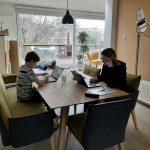 Reflections on one week of working at home with 1 husband, 2 kids and 1 cat