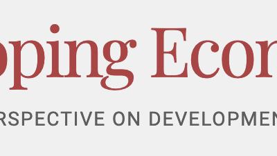 New blog post for Developing Economics