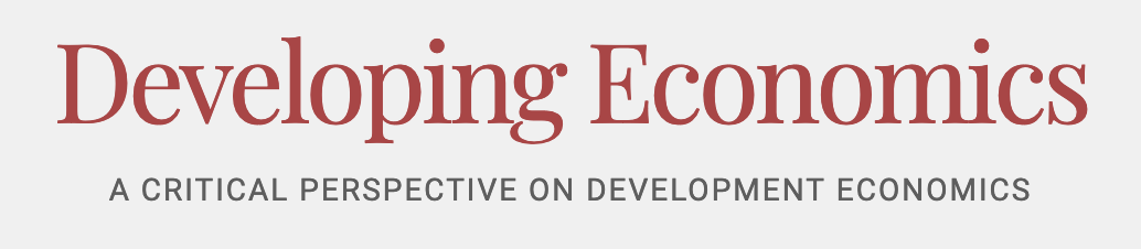 New blog post for Developing Economics